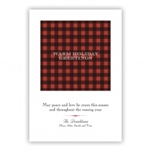 Warm Blanket Greeting Card