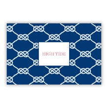 Nautical Knot Navy (Large)