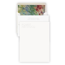 Designer Embossed Stationery Sheets (Style B)