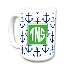 Anchors Navy