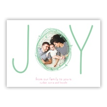 Joy Wreath Mint