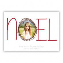 Noel Wreath Chocolate
