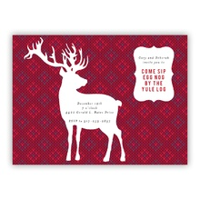 Deer Sweater Invite