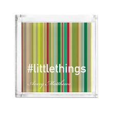 Lucite Tray Petite - #Littlethings