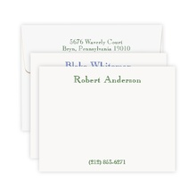 Business Note Cards