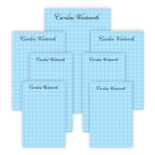 Houndstooth Pad Assortment