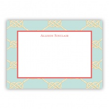 Nautical Knot Sea (Stationery)