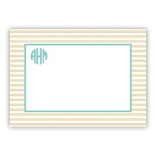 Rope Stripe Gold (Stationery)