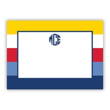 Bold Stripe Nautical (Stationery)