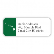 State Love - Address Label