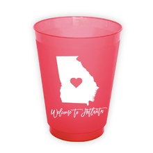 State Love - 16 oz Colored Cups