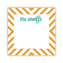 Calling Card - Chevron