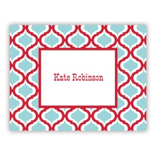 Kate Red & Teal