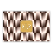 Herringbone Chocolate (Large)