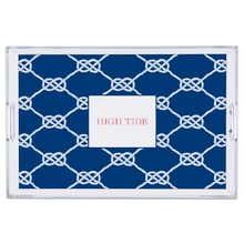 Nautical Knot Navy
