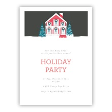 Trimmed Home Invite