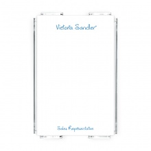 Lively Memos with holder (150 loose sheets)