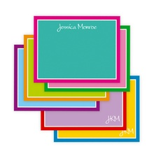 Colorful Correspondence Cards
