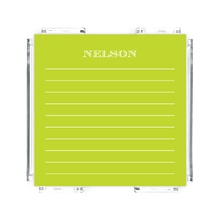 Shelby Lined Memos in holder (150 loose sheets)