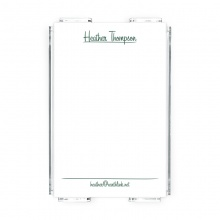 Casual Memos with holder (150 loose sheets)