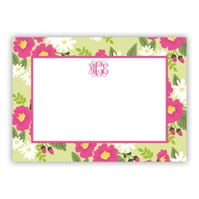 Lillian Floral Bright (Stationery)