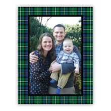 Black Watch Plaid - Vertical (folded)