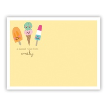 Icy Treats (Stationery)