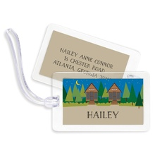 Bag Tags (set of 4) - Bunks