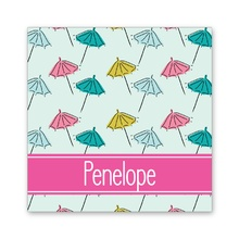 Beach Umbrella Mint