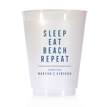 Sleep Eat Beach