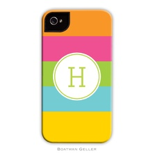 Sleek Cell Phone Case - Bold Stripe