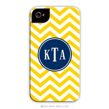 Sleek Cell Phone Case - Chevron