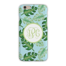 Sleek Cell Phone Case - Tropical Blue