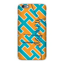 Sleek Cell Phone Case - Acapulco