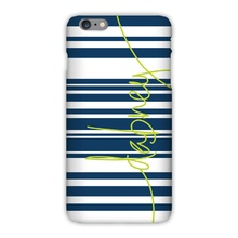 Sleek Cell Phone Case - Block Island