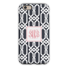 Tough Cell Phone Case - Arden Charcoal