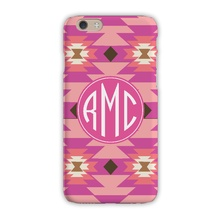 Tough Cell Phone Case - Arizona Pink