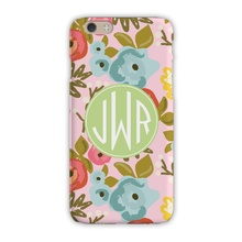 Tough Cell Phone Case - Bloom Blush