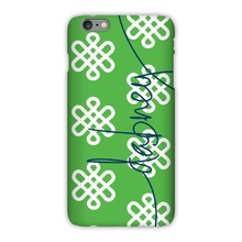 Tough Cell Phone Case - Clementine