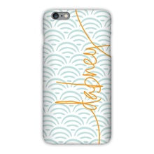 Tough Cell Phone Case - Ella